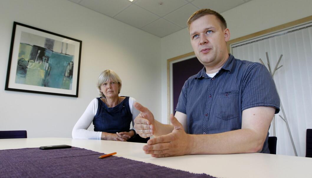 """Bjarne Hansen og Gerd Kvale står bak """"The Bergen 4-Day Treatment"""" som har hjulpet mange med å bli kvitt tvangslidelsen sin."""