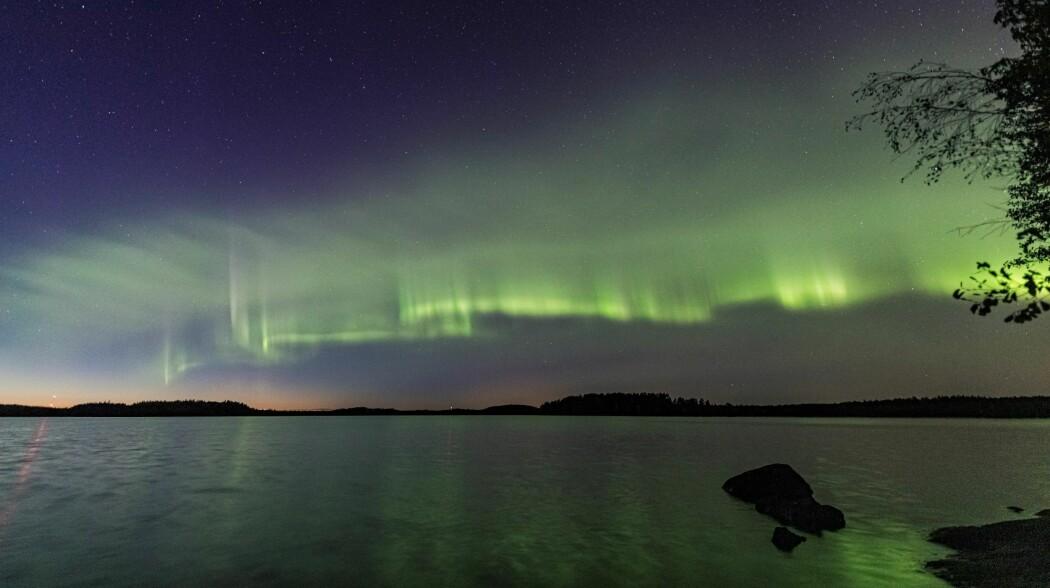 Ny type nordlys oppdaget av hobbyfotografer