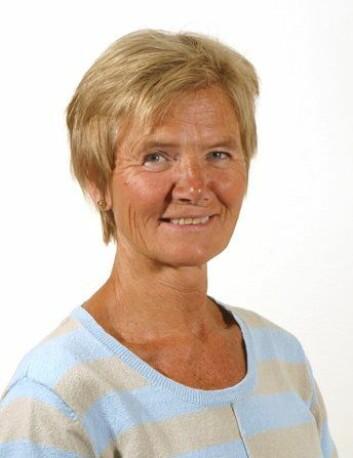 """""""Ass direktør Berit Mørland, Nasjonalt kunnskapssenter for helsetjenesten (Foto: Sissel Drevsjø)."""""""