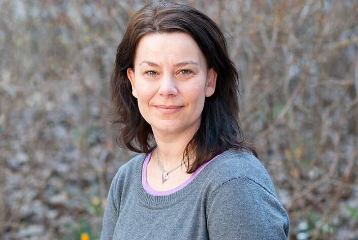 Wenche Kristiansen disputerte nylig for doktorgraden, og har vært stipendiat ved Fakultet for helsefag ved HiOA. (Foto: Sonja Balci/HiOA)