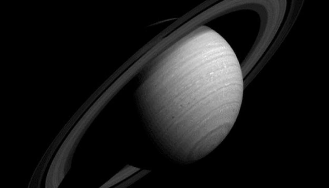Slik har du aldri sett Saturn