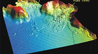 Skredfarer på sjøbunnen granskes