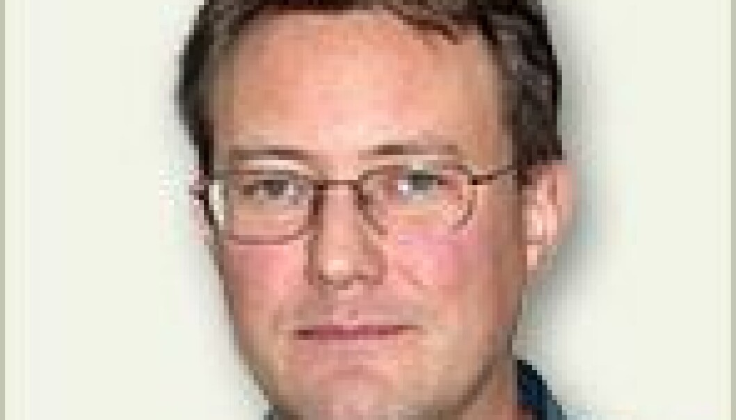 """Nick Sitter er professor i politisk økonomi."""