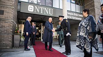 NTNU scorer høyest på omdømme