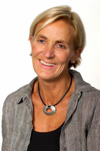 Anne Haugstvedt. (Foto: Siv Birgitte Systad/HiB)