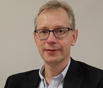 – Målet er å komme med på så mange satellitter som mulig, sier Jøran Moen ved Fysisk institutt.