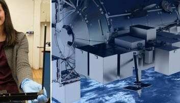 Norsk oppfinnelse skal måle været i verdensrommet
