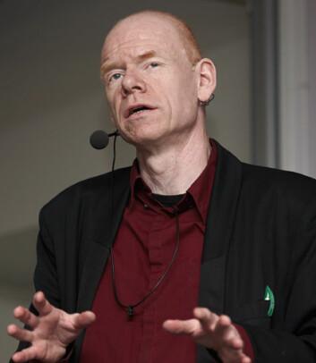 Roger Strand. (Foto: John Petter Reinertsen)