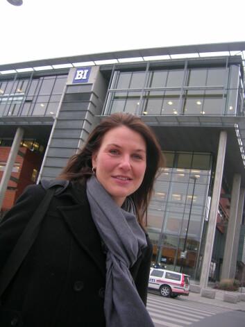 Helene Loe Colman har studert organisasjonsidentitet i forbindelse med bedriftsoppkjøp.