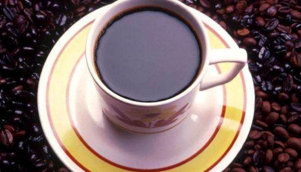 Hjertegod kaffe