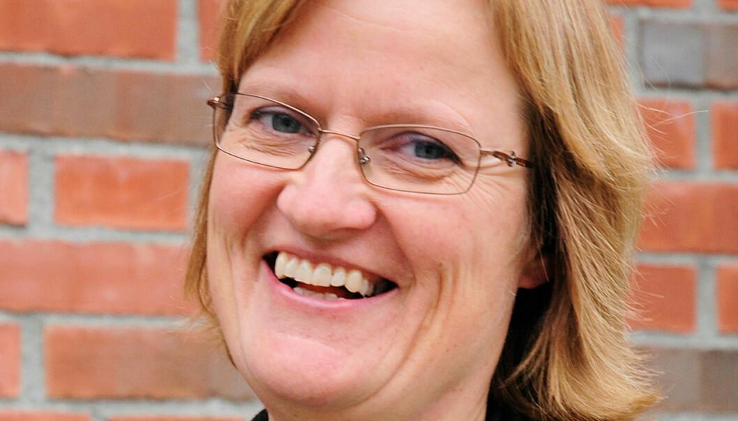 """""""- Barnehagen krever voksne med kunnskap om små barns relasjoner, sier førsteamanuensis Anne Greve ved Høgskolen i Oslo, som nå fortsetter å forske på ettåringenes relasjoner i barnehagen."""""""