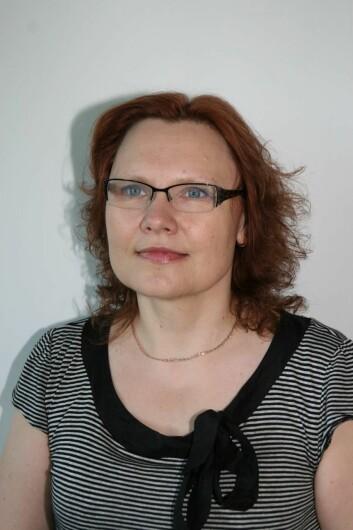 Nevrolog Tiina Rekand tror ikke det kommer noen medikamenter mot tordensyke med det første. (Foto: Ellen Merete Hagen)