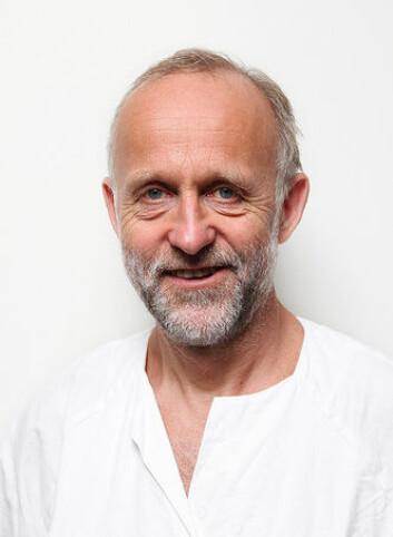 Klinikksjef Stein Kaasa. (Foto: St. Olavs Hospital)