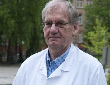 Øyvind Ekeberg. (Foto: Lise Ekern)