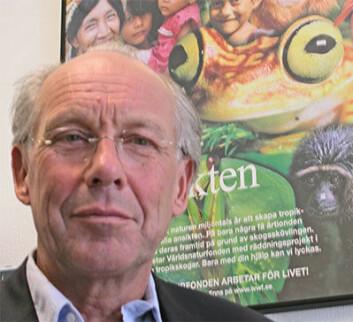 Jørgen Randers. (Foto: Are Wormnes)