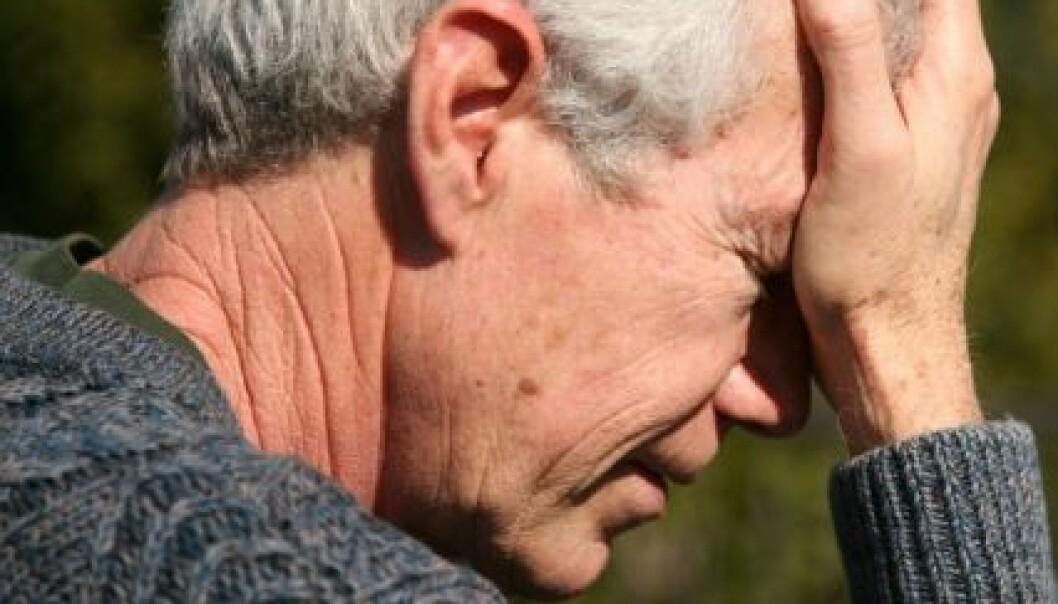 - Eldre med hjerneslag bør få aktivitetstilbud