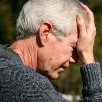 Hvert år rammes rundt 14 000 nordmenn av hjerneslag. (Foto: Shutterstock)