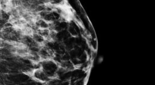 Lys i tunnelen for aggressiv brystkreft