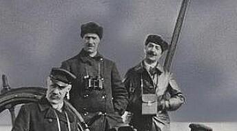 Isfri seilas i Nansens kjølvann