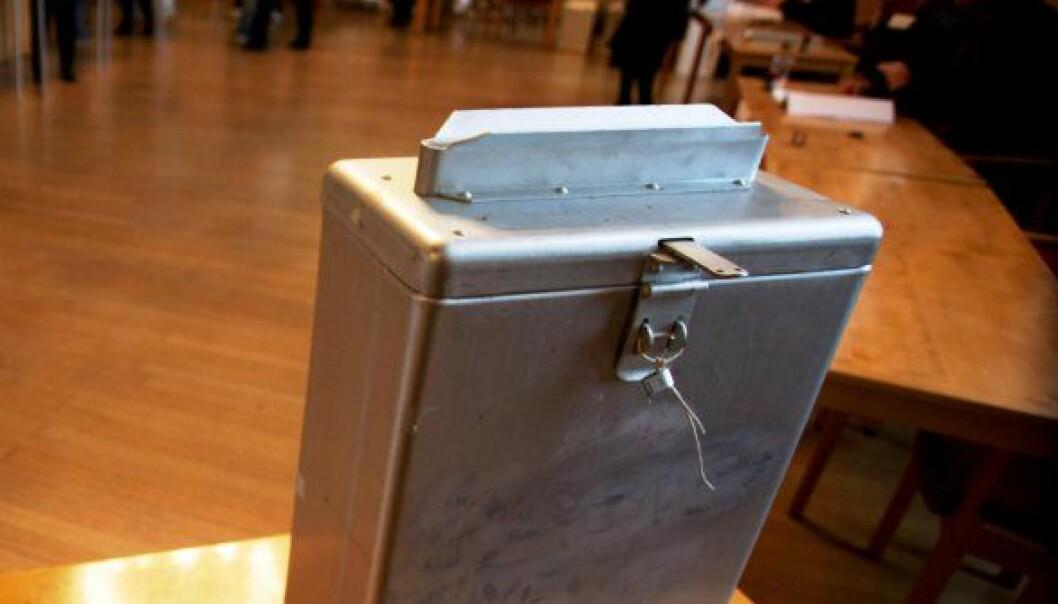 Velgerne straffer blakke ordførere