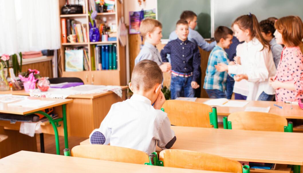 – Det heter at alle skal inkluderes, men likevel er spesialundervisningen organisert slik at den skaper segregering, sier forsker Anne Randi Fagerlid Festøy.