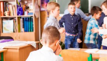 Barn kan bli utestengt på grunn av spesialundervisning