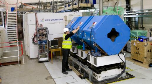 Nå kan vi snart få en helt ny type partikkelakselerator