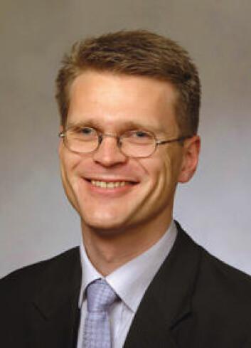 Pål R. Silseth ved BI har kartlagt norske brukere av sosiale medier.