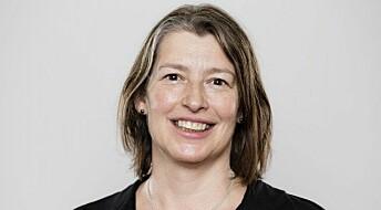 Deborah Oughton er ny direktør for CERAD