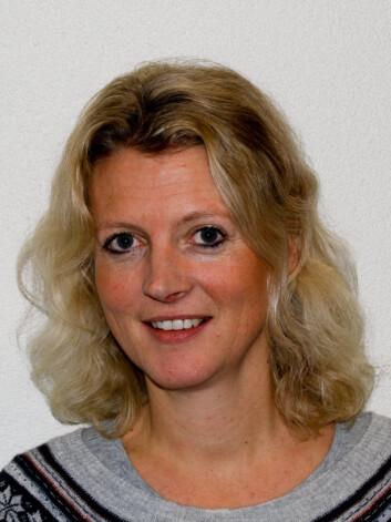 Forsker Helene Amundsen Nissen-Lie mener at terapueter også må jobbe med seg selv. (Foto: Svein Harald Milde, UiO)