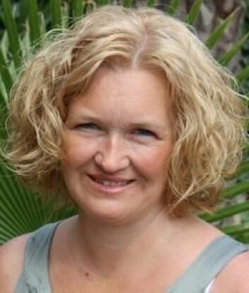 Inger Hedvig Matveyev. (Foto: Porsgrunn vgs)