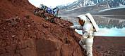 Bakgrunn: Prøvekjører Mars på Svalbard