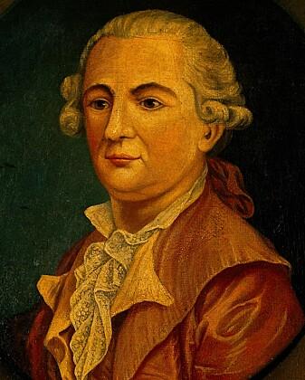 Franz Anton Mesmer, 1734-1815.