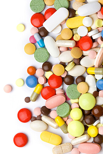 Piller uten et eneste aktivt stoff kan likevel gi en virkning. Studier viser at effekten er avhengig av fargen, størrelsen og prisen på pillen.