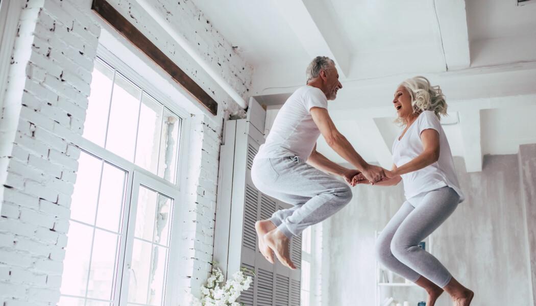 Nye pensjonister kjenner sterkt på følelsen av å kunne styre sitt eget liv. De er forsiktige med å si ja til nye forpliktelser, blant annet pass av barnebarn.