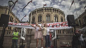 Er Norge i ferd med å bli et polarisert land?