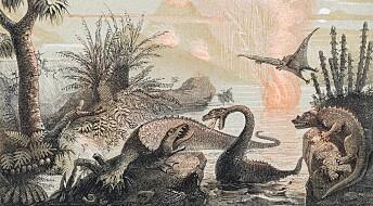 Dinosaurer før og nå: Fra late øgler til fjærkledde atleter
