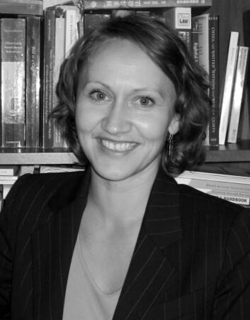 Cecilie Figenschou Bakke sier det er vanskeligere å forske på menneskerettigheter i Kina nå enn før, men at det ikke nødvendigvis skyldes fredpristildelingen. (Foto: UiO)