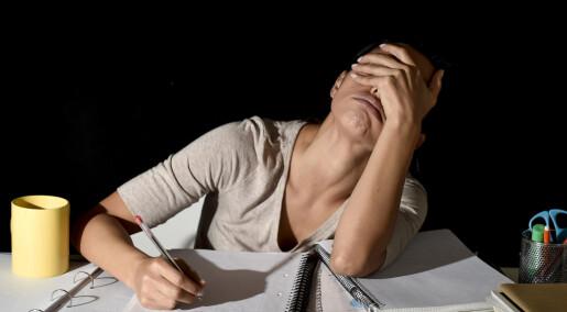 Tre råd til lærere som vil unngå stress i klasserommet