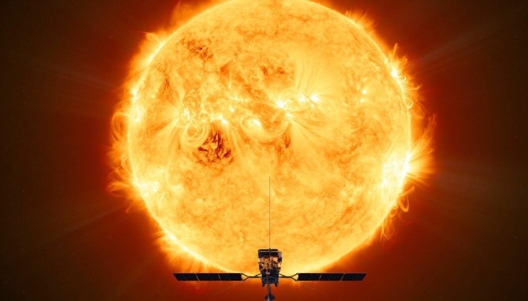Hva skal den nye sol-sonden lete etter?