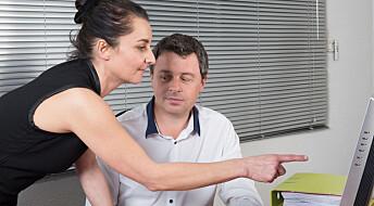 Forskere mener de kan forutsi hvem som ser på andre som sex-objekter