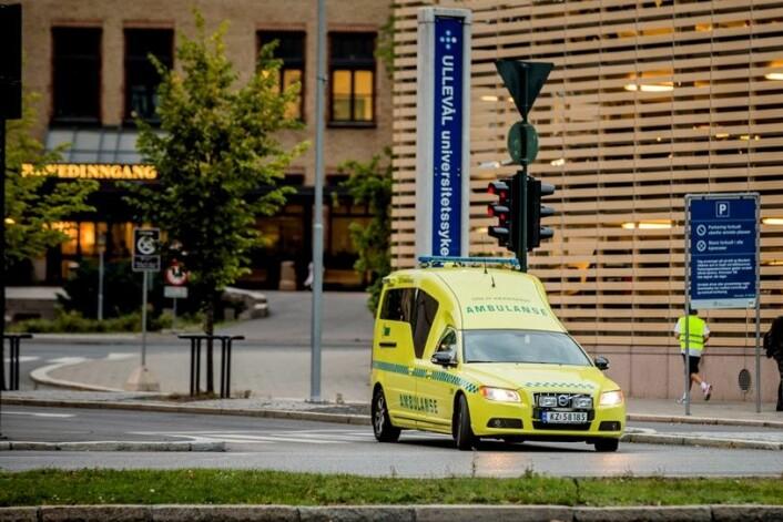 Ny studie evaluerer konsekvensene av sykehussammenslåingene. På bildet er Ullevål universitetssykehus i Oslo. (Foto: Stian Lysberg Solum/NTB scanpix)