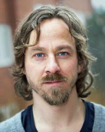 Henrik Larsson avviser økt selvmordsfare for dem som bruker ADHD-medisin. (Foto: Karolinska Institutet)