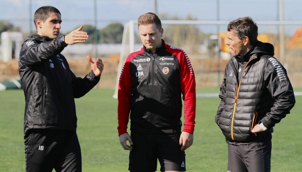 Gjennom de to siste sesongene Ivan Baptista har jobbet tett med Tromsøs A-lag som assistenttrener samtidig som han har ferdigstilt doktorgraden.