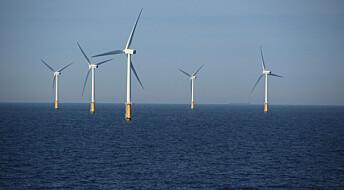 To unge vindforskere får pris