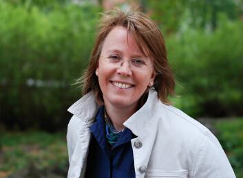Ingrid Ruud Knutsen. (Foto: Sonja Balci/HiOA)