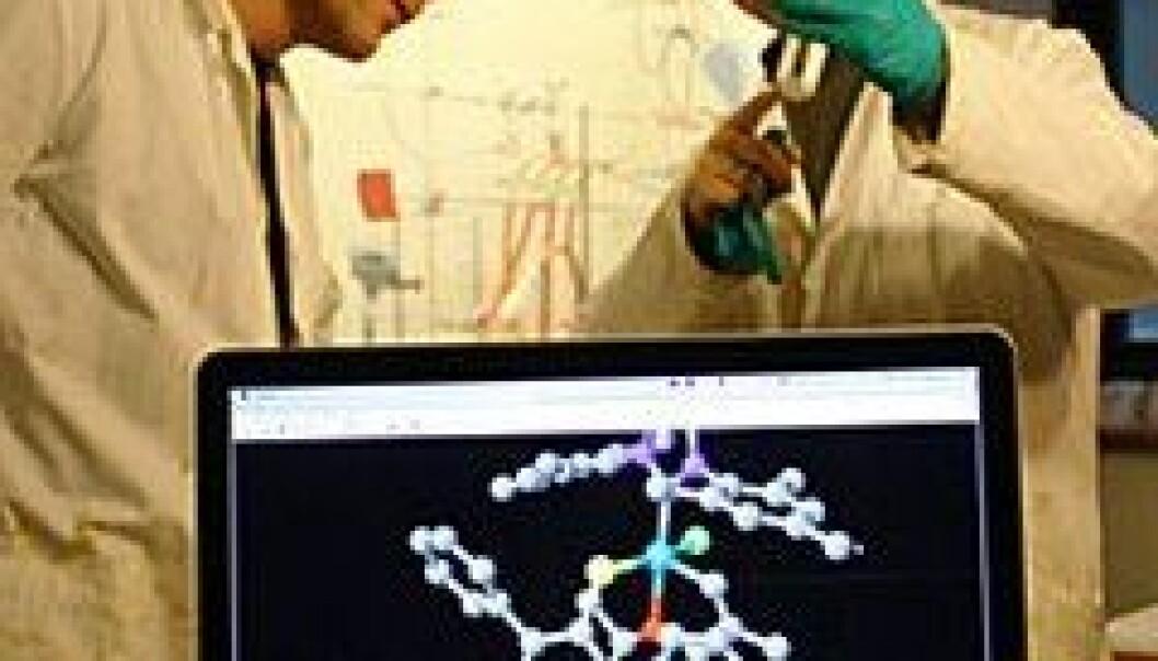 Suksess med tungregning før labforsøk