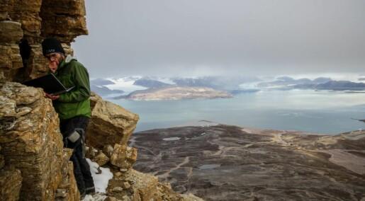 Jordas kaldeste permafrost er i et fjell i Antarktis