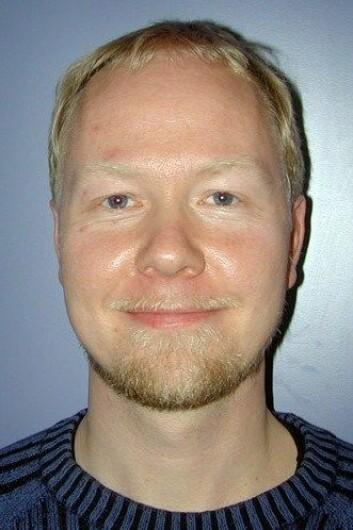 Forsker Stig Larssæther. (Foto: NTNU)
