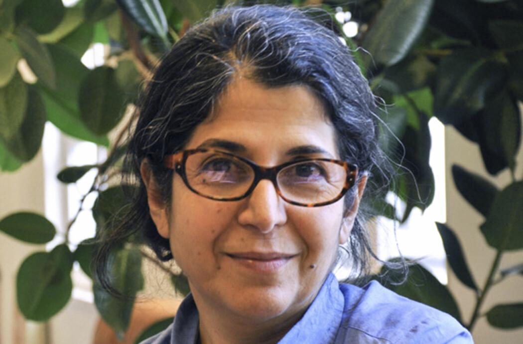 Forskeren Fariba Adelkhah har vært fengslet i Iran siden juni 2019.